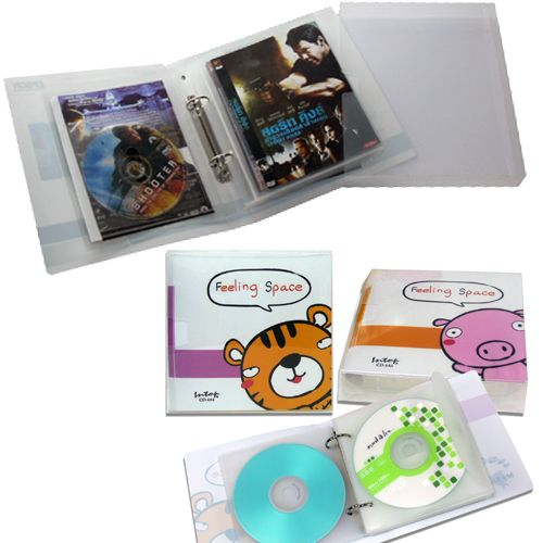 Stationery - CD/DVD Album