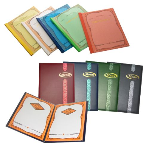 Stationery -  Menu