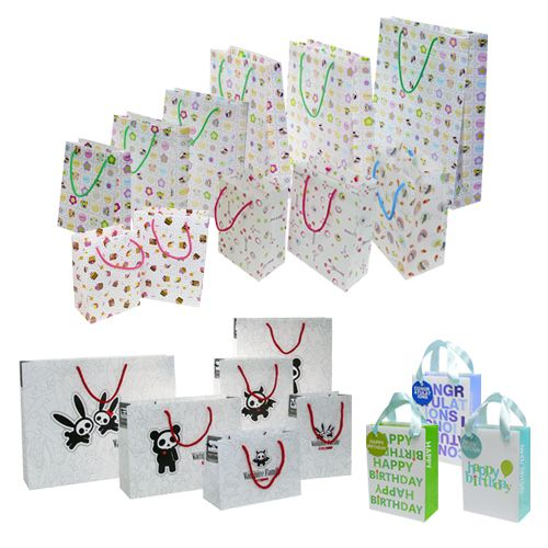 Stationery - Greeting Bags