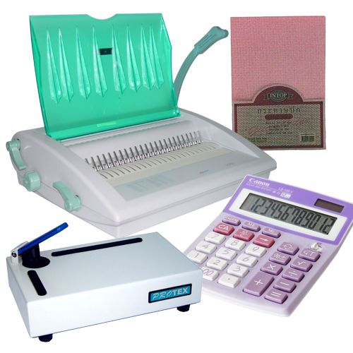 Stationery - Office Equipment