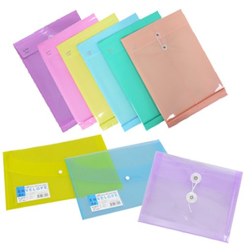 Stationery - String Envelopes