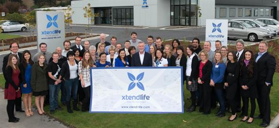 We are Xtend-Life Natural Products