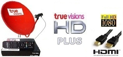 true visions  hd plus