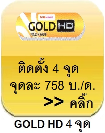 gold hd 4 packs