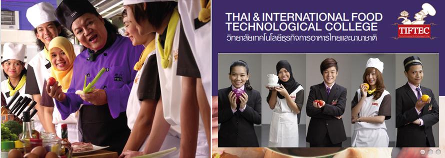 Thai & International Food Academy