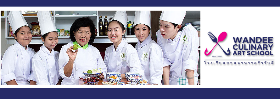 Wandee Culinary Art School