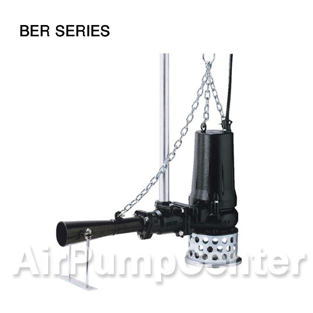 เครื่องเติมอากาศใต้น้ำ ,Submersible ,Ejector ,ปั๊ม ,ปั๊มแช่ ,TSURUMI