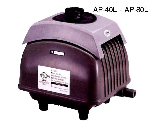 AIR-PURE AP Series , AP-40L, AP-60L, AP-80L