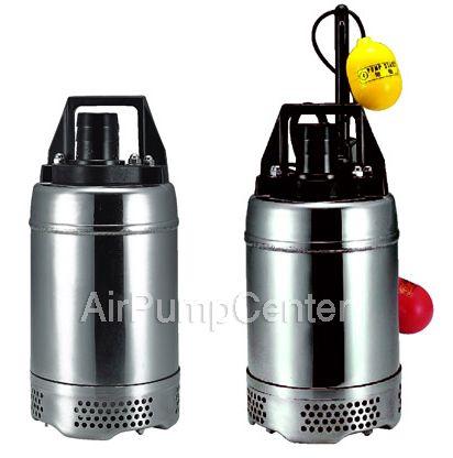 Submersible , ปั๊มแช่ , ปั๊มน้ำ , ปั๊มจุ่ม , ไดโว่ ,  PUMP , TSURUMI , SERIES , 40SQ2.25S , 40SQA2.25S , 40SQ2.25 , 50SQ2.4S , 50SQA2.4S , 50SQ2.4 , 50SQ2.75