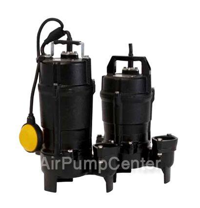 ปั๊มน้ำ, ปั้มน้ำ, Submersible Pump, ปั๊มแช่, ไดโว่, TSURUMI, ปั๊มน้ำเสีย, UT Series, 40UTZ2.25S, 50UTZ2.4S, 50UTZ2.75S