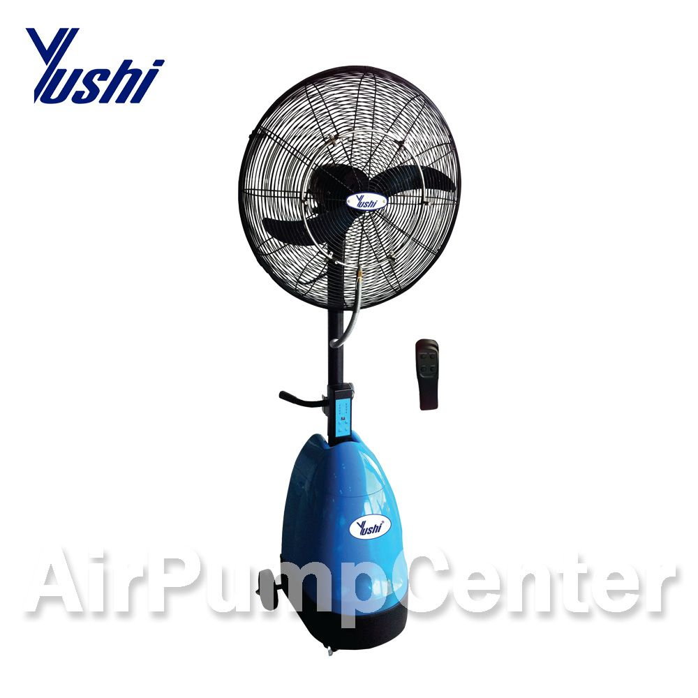 พัดลม , พัดลมไอเย็น , พัดลมไอน้ำ , ลมเย็น , YSM650-T , Yushi , ยูชิ