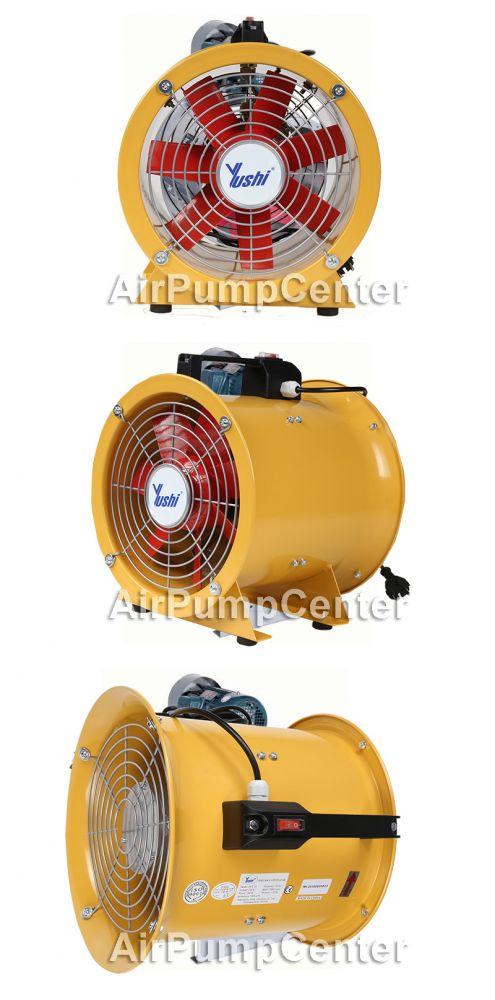 พัดลมถังกลม , ดูดอากาศ , ระบายอากาศ , ยูชิ , Yushi , PVT