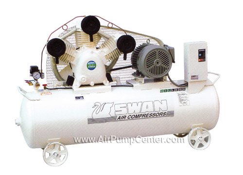 SWAN , OIL-LESS , AIR COMPRESSORS