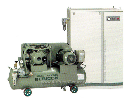 HITACHI , BEBICON , AIR COMPRESSORS , G-Series
