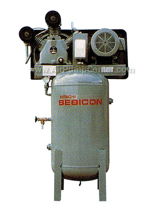 HITACHI , BEBICON , AIR COMPRESSORS , V-Series