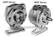 Air Motor , GAST , AM Series , มอเตอร์ลมใช้น้ำมัน