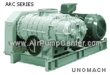 เครื่องเติมอากาศแบบ , Three Lobes Blower , UNOMACH , ARC Series , ARC-40 , ARC-50 , ARC-65 , ARC-80 , ARC-100 , ARC-125 , ARC-150 , ARC-200 , ARC-250 ,ARC-300 , ARS-32 , ARS-40