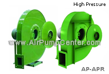 EUROVENT BLOWER , High-Pressure , Series AP