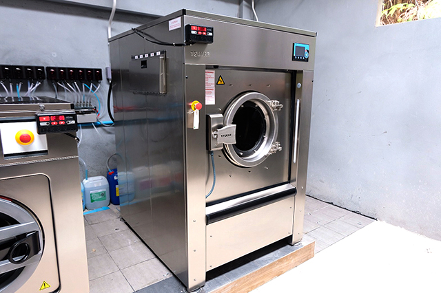 TOLKAR, HYDRA, โทวก้า, ขายเครื่องซักผ้าอุตสาหกรรม, เครื่องซักสลัดผ้าอุตสาหกรรม, เครื่องซักผ้าโรงแรม, เครื่องซักผ้าโรงพยาบาล, เครื่องซักผ้าโรงงาน, เครื่องซักผ้ายุโรป, เครื่องซักผ้าราคาถูก, เครื่องซักผ้าลอนดรี้, washer extractor, soft mount