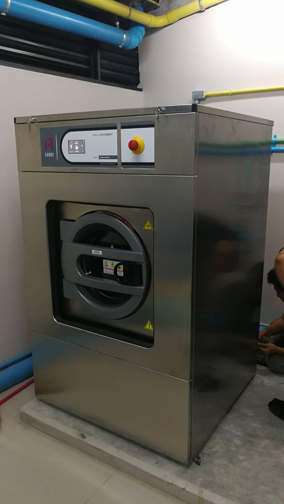 DOMUS, PRIMER, FAGOR, DANUBE, DHS, โดมุส, ขายเครื่องซักผ้าอุตสาหกรรม, เครื่องซักสลัดผ้าอุตสาหกรรม, เครื่องซักผ้าโรงแรม, เครื่องซักผ้าโรงพยาบาล, เครื่องซักผ้าโรงงาน, เครื่องซักผ้ายุโรป, เครื่องซักผ้าราคาถูก, เครื่องซักผ้าลอนดรี้, washer extractor, soft mou