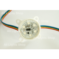 LED pixel RGB 45 mm 6 LED+IC