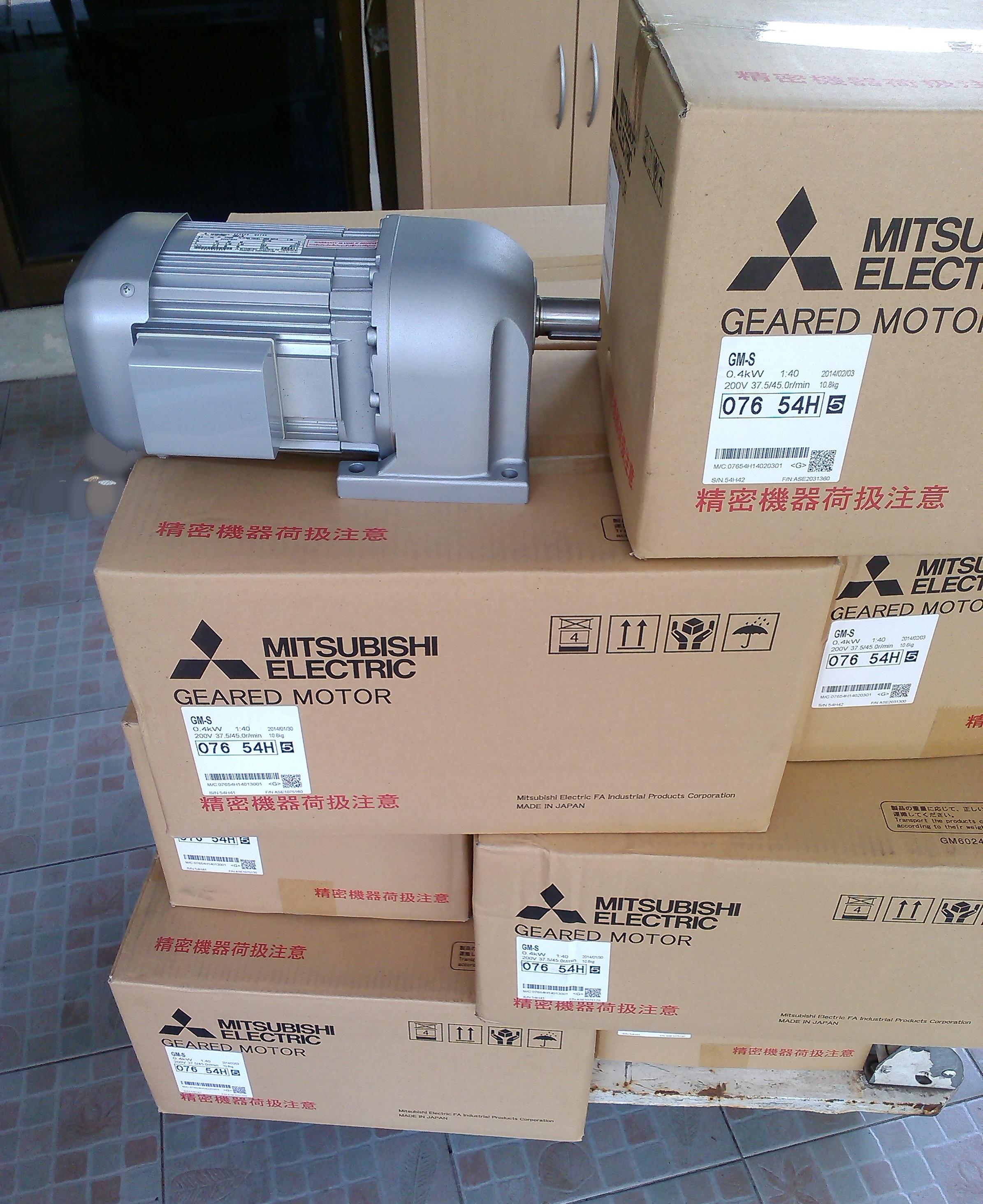 Motor Motorgear Mitsubishi