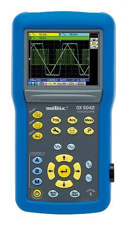 Metrix Ox 5042 Oscilloscope เครื่องวัดและวิเคราะห์พลังงานไฟฟ้าแบบมือถือ