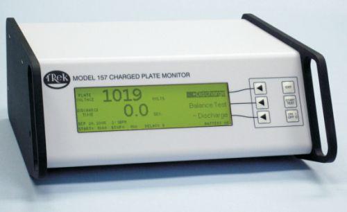 Trek 156A / 157 Charge Plate Monitor เครื่องมือวัดและตรวจสอบประสิทธิภาพและการกระจายของ Ionizer