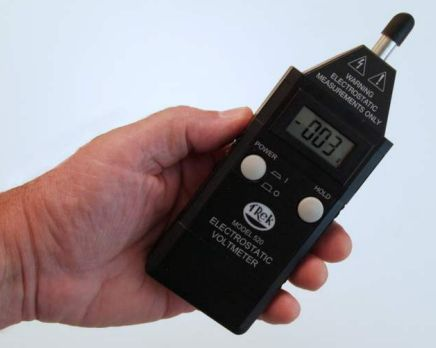 520A / 523-1 Electrostatic Voltmeter โวลต์มิเตอร์วัดค่าประจุแบบไม่สัมผัส