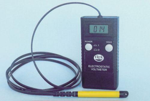 876 & 884 Hand Held Electrostatic Voltmeter