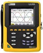 CA8335 เครื่องวัดและวิเคราะห์คุณภาพไฟฟ้าและฮาร์โมนิกส์