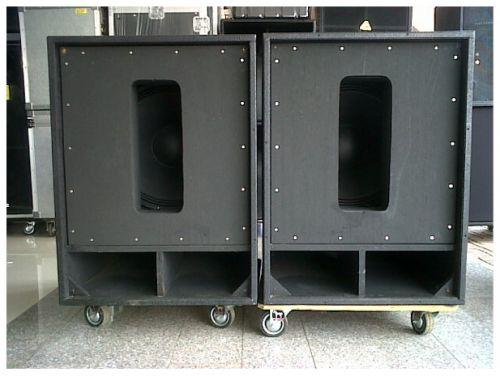ตู้เปล่า เสียงเบส 18 น้ิว สูตรแบนด์พาส ออเดอร์6 EMN รุ่น ORDER6 จาก เอ.ที.เครื่องเสียง