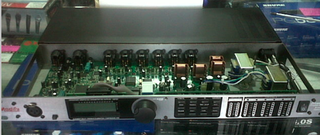 modify driverack pa