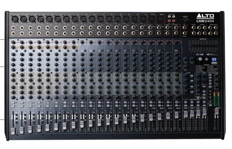 มิกเซอร์,ALTO,LIVE2404,2404,24CH,ราคาโปรโมชั่น,พิเศษ,ราคา,ที่นี่ที่แรก,ของแท้,รับประกันคุณภาพ,เครื่องเสียงกลางแจ้ง
