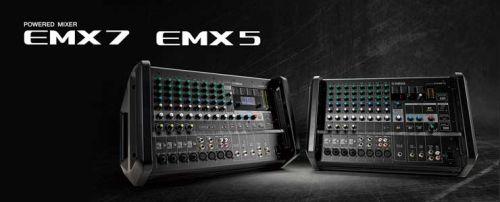 เพาเวอร์มิกเซอร์,Yamaha,EMX5,สินค้าใหม่,ของแท้,รับประกัน,ราคา,พิเศษ,โปรโมชั่น