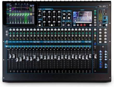 Digital,Mixer,ดิจิตอลมิกเซอร์ม,Allen,Allen&Heath,QU-24,24CH,ราคาโปรโมชั่น,ใหม่ที่สุด,ถูกที่สุด