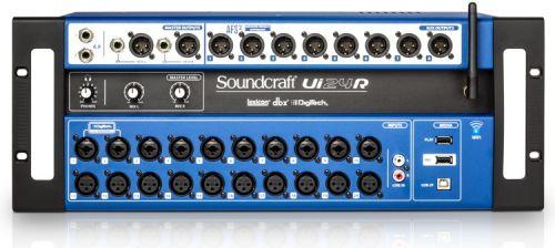 Soundcraft,ui24r,ui,digitalmixer,mixer,ดิจิตอลมิกเซอร์,ราคาโปร,ของแท้,รับประกัน1ปี