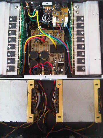 ผ่าเครื่องเสียง,ผ่าเพาเวอร์แอมป์,โมดิฟาย,Modify,PXL Series, PXL, PXL-3600,PXL-2400,PXL-4800