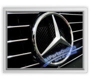 Auto Pro. New Star Sport AMG Style Front Black Grille Mercedes-Benz W201 190 190D 190E 1.8 2.0 2.3 2.6