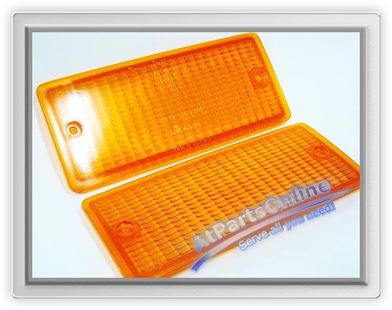 auto pro amber color blinker lamp lenses bmw e30 318i. Black Bedroom Furniture Sets. Home Design Ideas