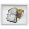 Auto Pro. New LH Clear White Color Blinker Lamp Mercedes-Benz W123 230 240D 300D 230E 280E (Depo)