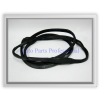 Auto Pro. New Mercedes-Benz Weather Strip Door Seal Rear Left W123 230 240D 250D 230E 280E 300D Turbo