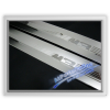 Auto Pro. M3 Chrome Door Sill Cover Protector BMW Coupe E36 318is 320i 323i 325i 325is 328i