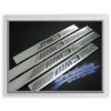 Auto Pro. M3 Chrome Door Sill Cover Protector BMW E30 Sedan and Van Touring 316 316i 318i 320i 320is 323i 324d 324td 325e 325i 325ix M10 M40 M42
