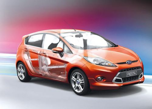 Ford Fiesta 1 6L Sport Ultimate