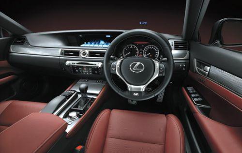 The New Lexus GS