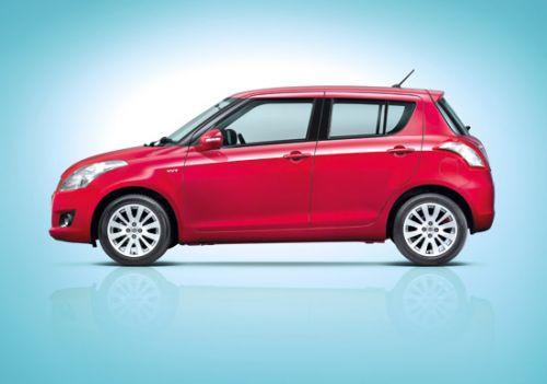 All New Suzuki Swift