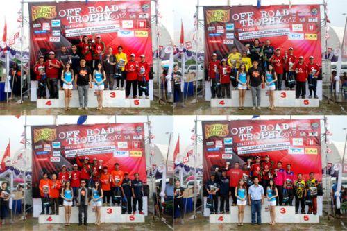 OFFROAD TROPHY THAILAND GRAND CHALLENGE 2012