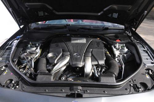 SL 500 BlueEFFICIENCY Sports AMG Roadster