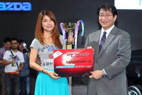 Mazda Show-Off Contest
